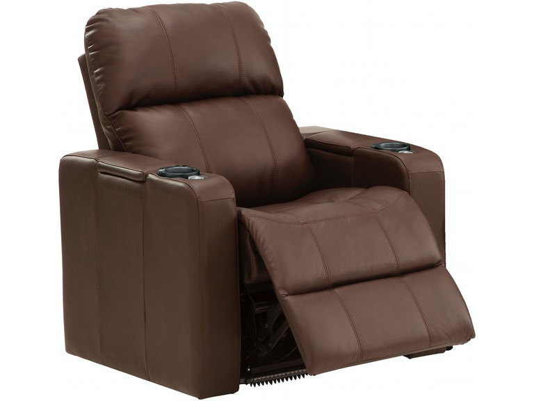 Palliser Furniture Home Entertainment Recliner Power Theatre Seating
