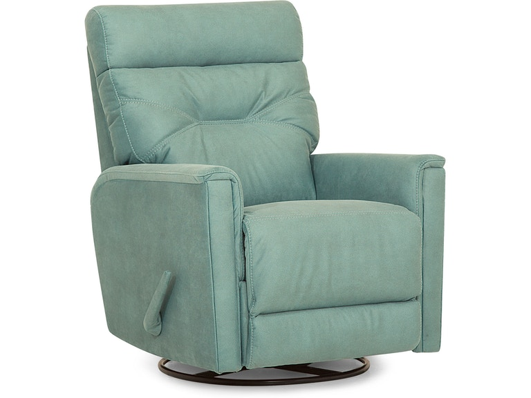 Palliser Furniture Denali Swivel Glider Manual Recliner