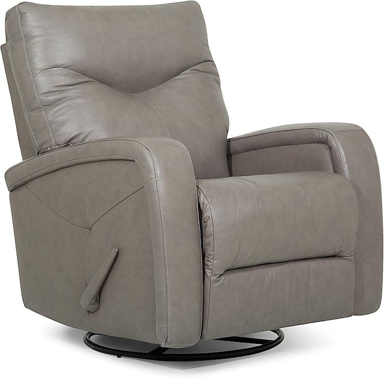 Palliser Furniture Living Room Swivel Rocker Manual Recliner 43020 33 Seldens Designer Home