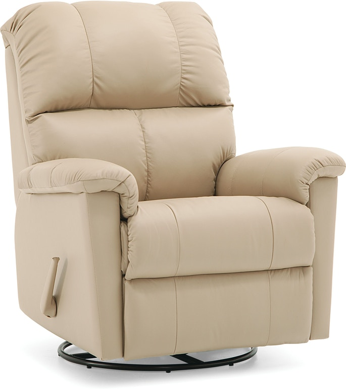 Palliser Furniture Living Room Swivel Rocker Manual Recliner 43143 33 Hamilton Sofa Leather