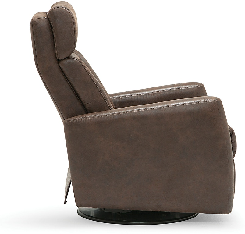 Palliser Furniture Living Room Baltic Swivel Glider