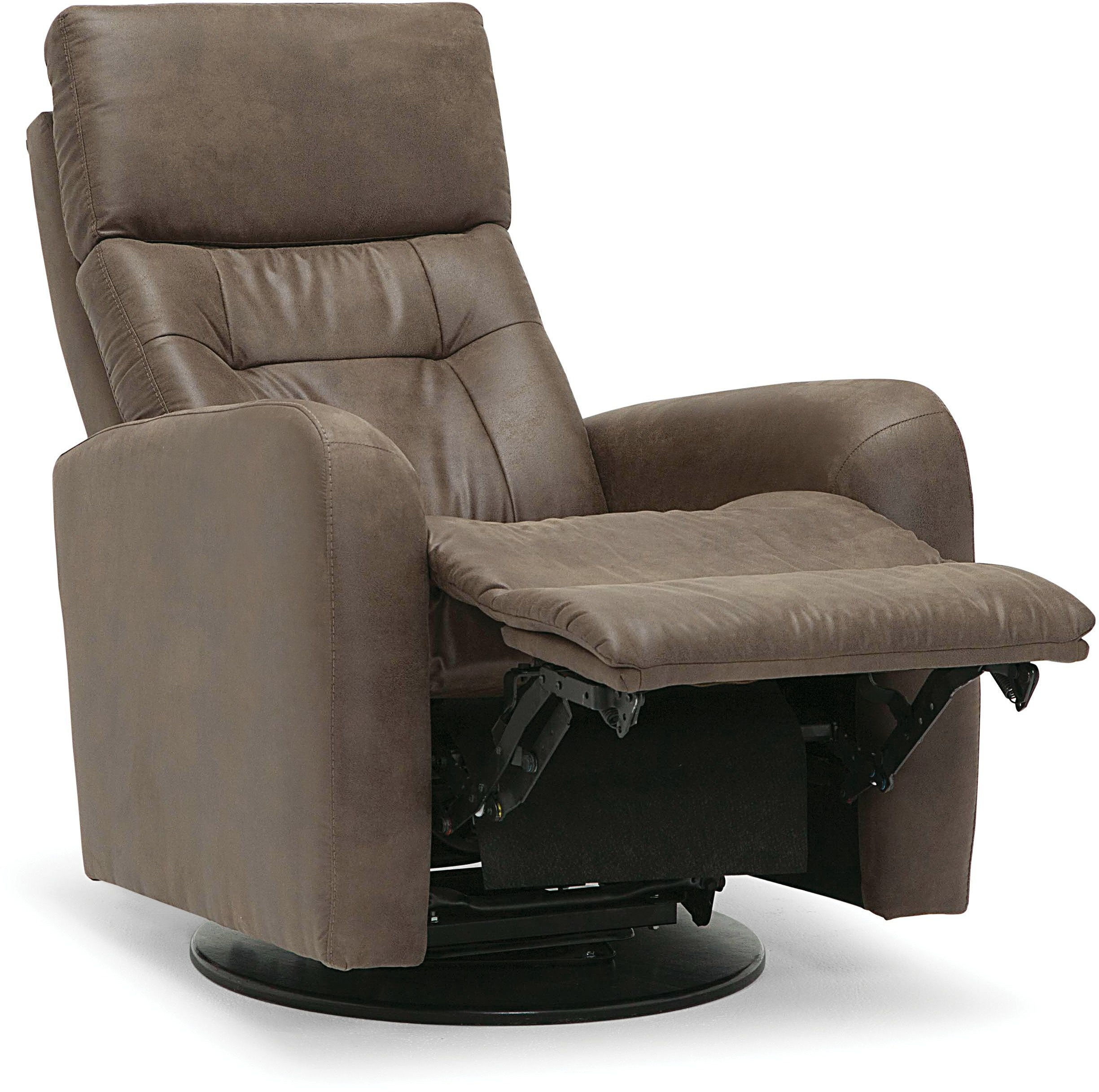 Palliser Furniture Living Room Swivel Glider Recliner Power