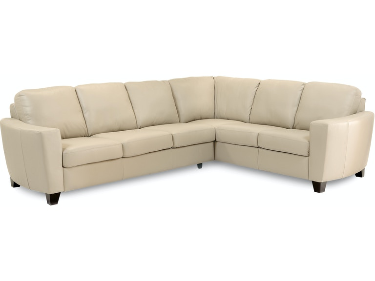 Palliser Furniture Living Room Leeds Sectional 77328