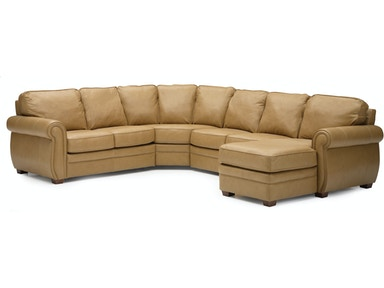 Palliser Furniture Living Room Viceroy Sectional 77492