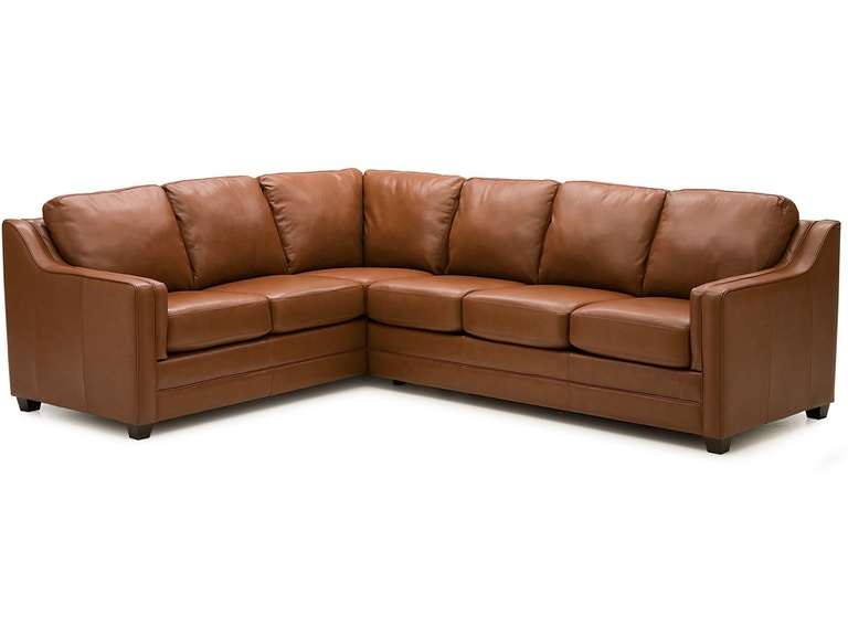 Palliser Furniture Living Room Corissa Sectional 77500 ...