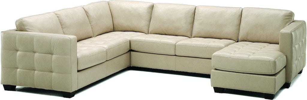Palliser Furniture Living Room Barrett Sectional 77558
