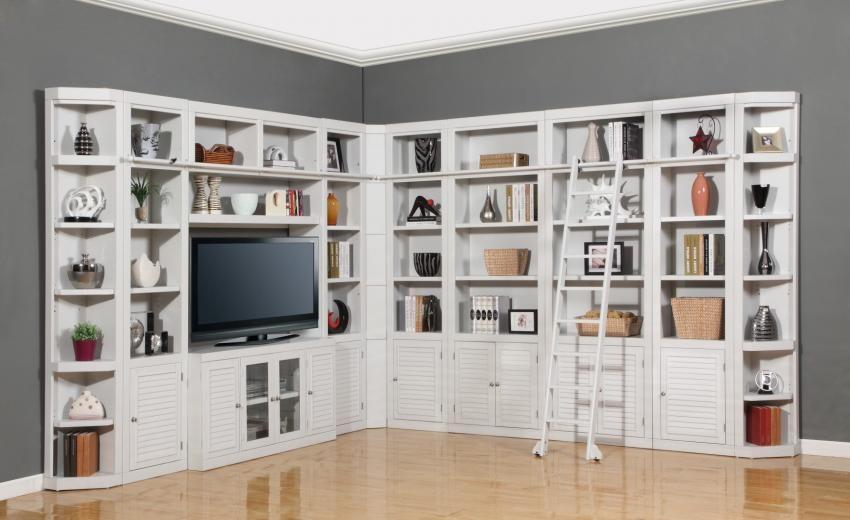 ... Parker House Library Ladder BOC 495