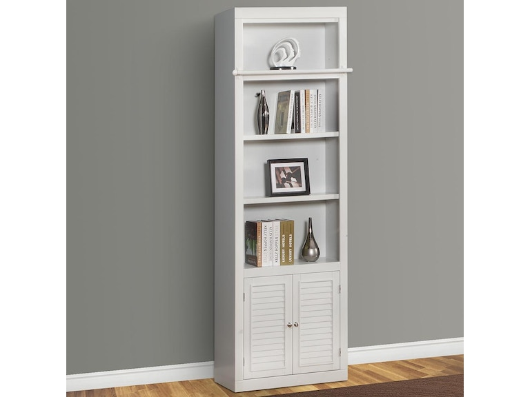 Parker House Home Office 32 Inch Open Top Bookcase BOC-430