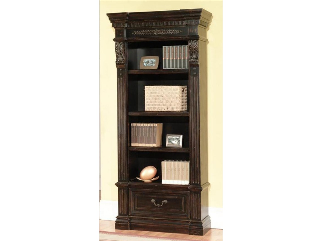 Parker House Home Office Museum Bookcase Gpal 9030 Burke