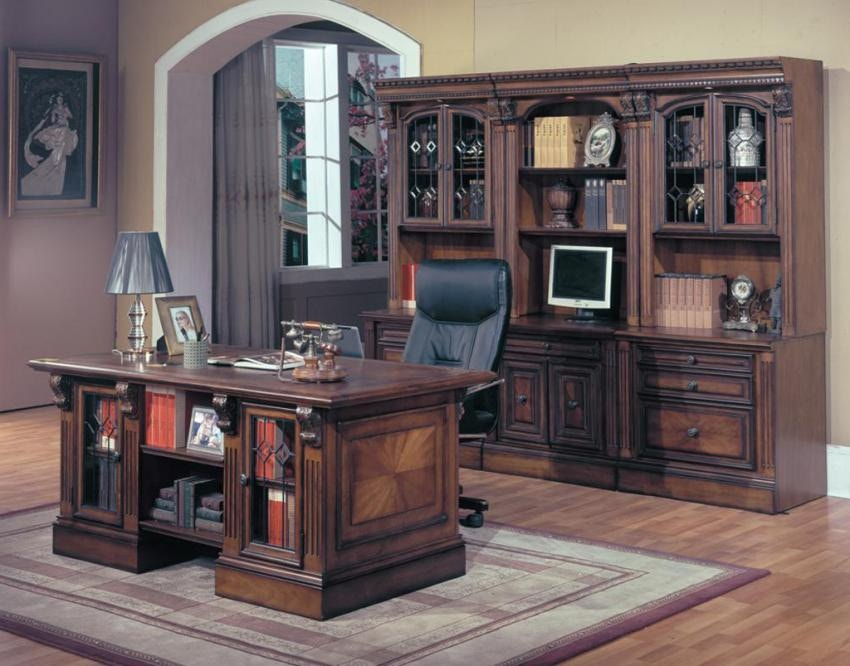 Perfect Parker House Home Office 32 Inch Open Bookcase Top