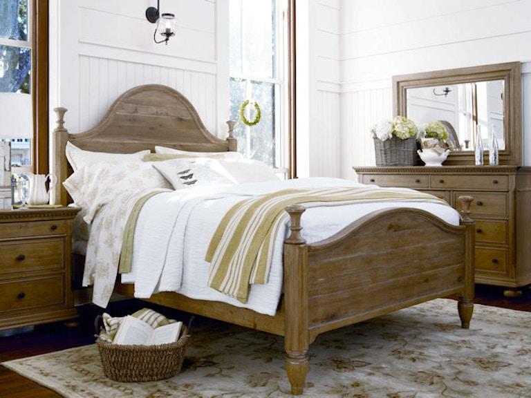 Paula Deen Furniture 192280 Down Home Bed Headboard 5 0