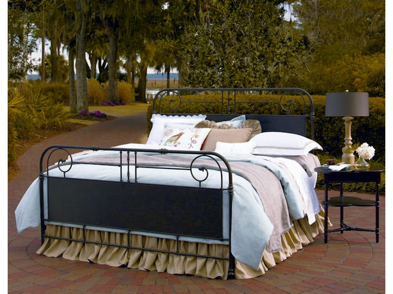 home with down home garden gate bed 5 0 queen 192310 paula deen by