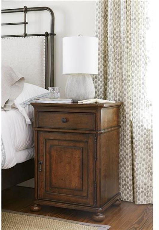 Paula Deen By Universal Bedroom Door Nightstand 596365