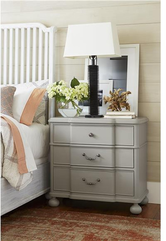 Paula Deen By Universal Bedroom Nightstand 599350 B F