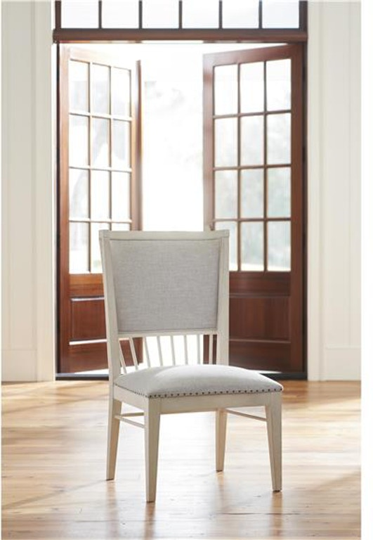 Paula Deen By Universal Dining Room Uph Back Windsor Chair