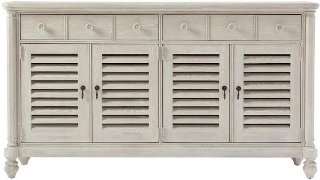Paula Deen By Universal Living Room Sideboard 795679 Blockers Furniture Ocala Fl