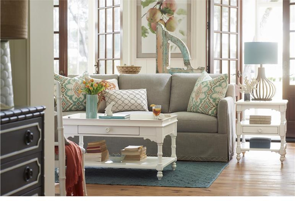 Paula Deen By Universal Living Room Cottage Cocktail Table