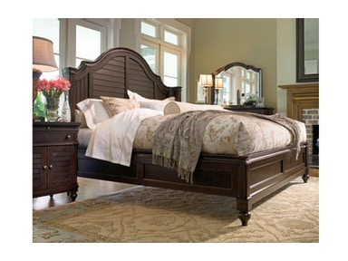 Paula Deen by Universal Steel Magnolia Bed, Queen 5/0 932210B