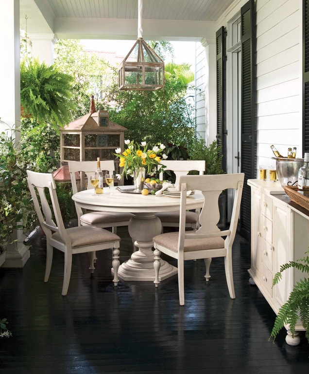 Paula Deen Dining Room: Paula Deen By Universal Dining Room Complete Table 996655