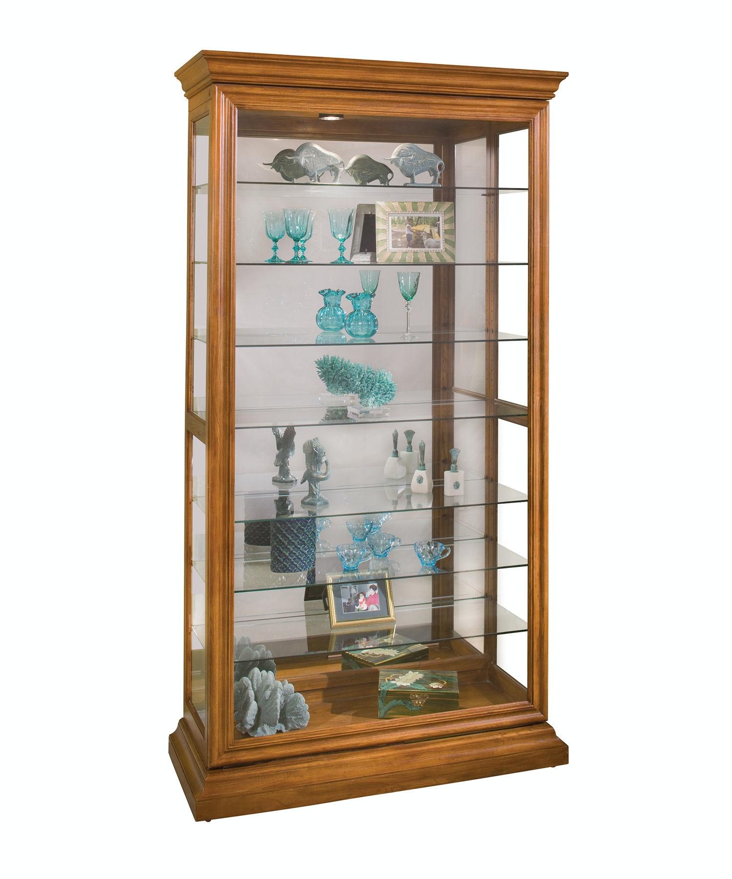 Philip Reinisch Collectors Curio Cabinet 58251  sc 1 st  Wendellu0027s Furniture & Philip Reinisch Collectors Curio Cabinet - Wendellu0027s Furniture ...