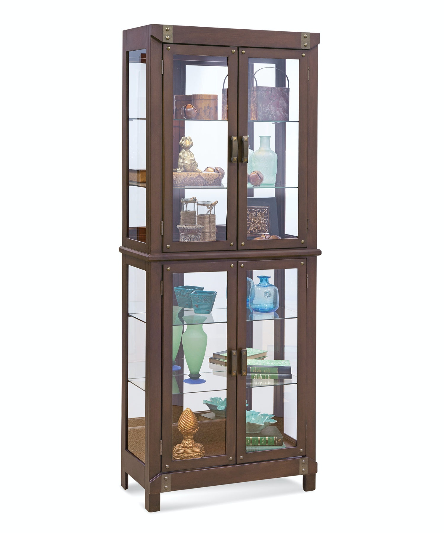Philip Reinisch Tribeca I Curio Cabinet 765005