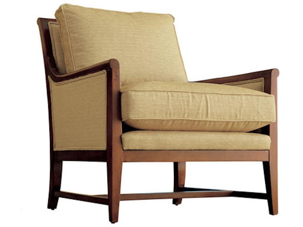 Henredon Living Room Clarice Ottoman A6605 O Alyson Jon Interiors Houston And Beaumont Tx