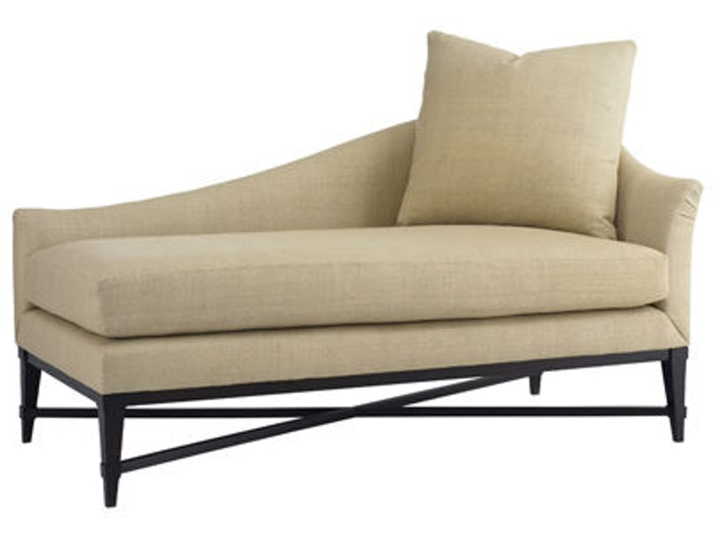 henredon deco chaise a6707 h james antony home. Black Bedroom Furniture Sets. Home Design Ideas