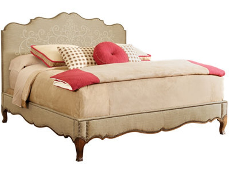Henredon Bedroom Monroe Bed 5 0 Queen A6800 10