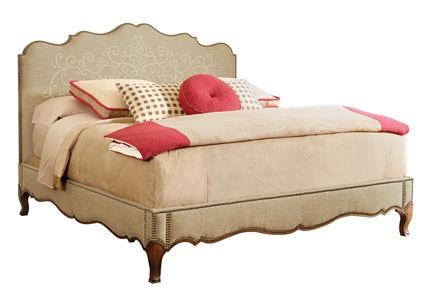 Henredon Monroe Bed, 5/0 (Queen) A6800 10