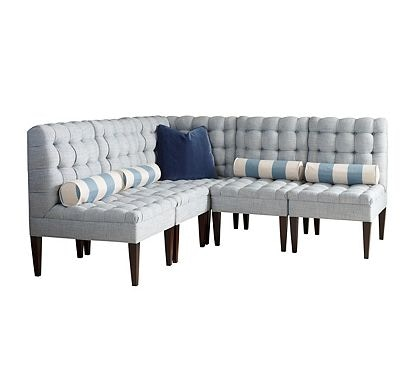 Lovely Henredon Living Room Donya Sectional H1409 Sectional At Bacons Furniture