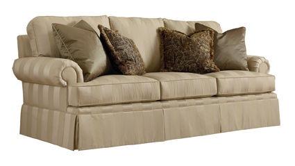 Henredon Fireside Sofa H2000 C