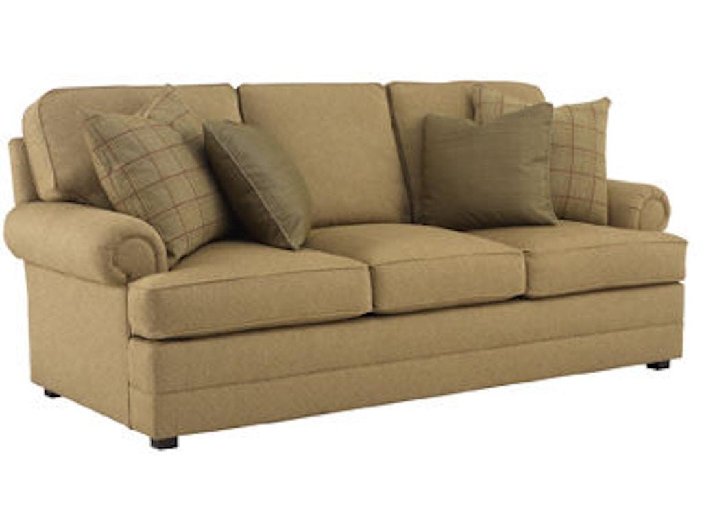 Henredon living room fireside sofa h2000 c weinberger 39 s for K furniture mattress