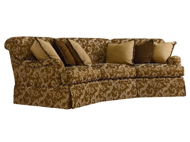 Henredon Fireside Wedge Sofa H2000-W