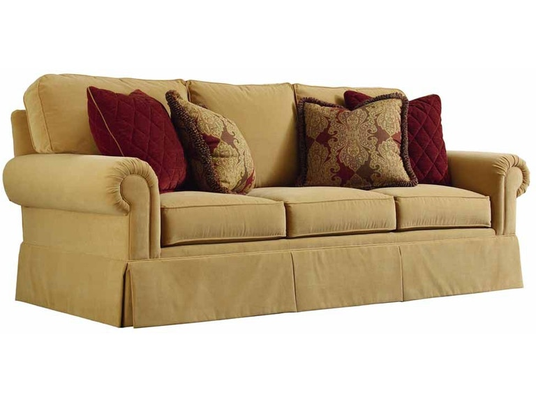 Cost of henredon fireside sofa refil sofa for Average cost of sofa