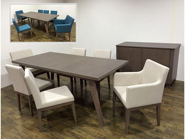 Primo International Contemporary Dining Set 2882
