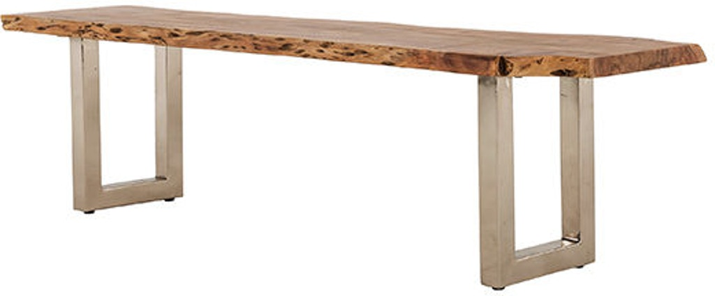 Peachy Shop Our Rustic Contemporary Bench By Primo International Machost Co Dining Chair Design Ideas Machostcouk