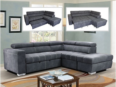 Primo International Abby Sectional Abby