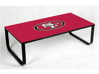 Primo International All Star coffee table All Star - 49ers