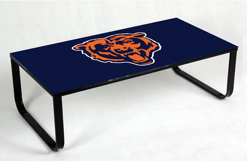 Shop our Star Coffee Table With NFL Chicago Bears Team ... Allstar Home Furniture on home sofa sleepers, home furnishings, home bed, home garden ideas, home windows, home upholstery fabric, home funeral services, home garden trees, home walls, home design, home kitchen, home decor, home art collection, home roof systems, home appliances, home mirrors, home countertops, home cell phones, home health,