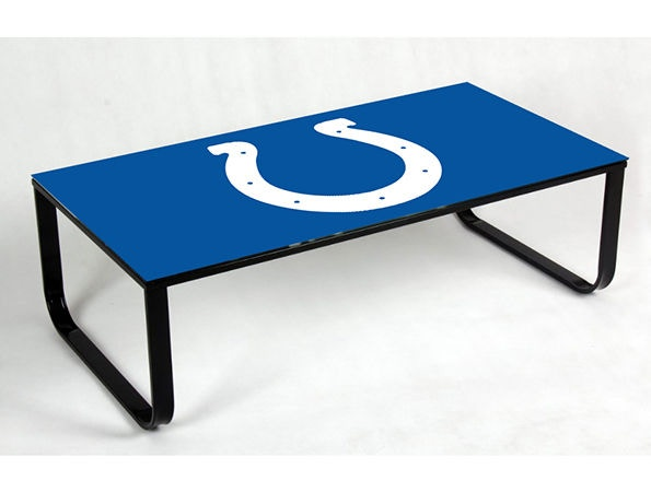 Primo International All Star Coffee Table All Star   Colts