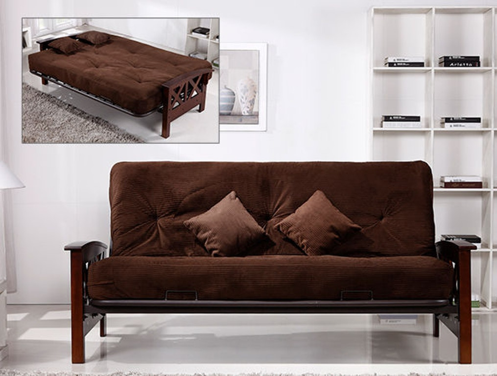Primo International Living Room Oregon Futon At Simply Furniture