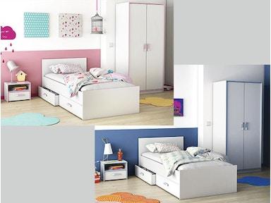 Primo International Georgia Bedroom Set - Furniture Marketplace ...