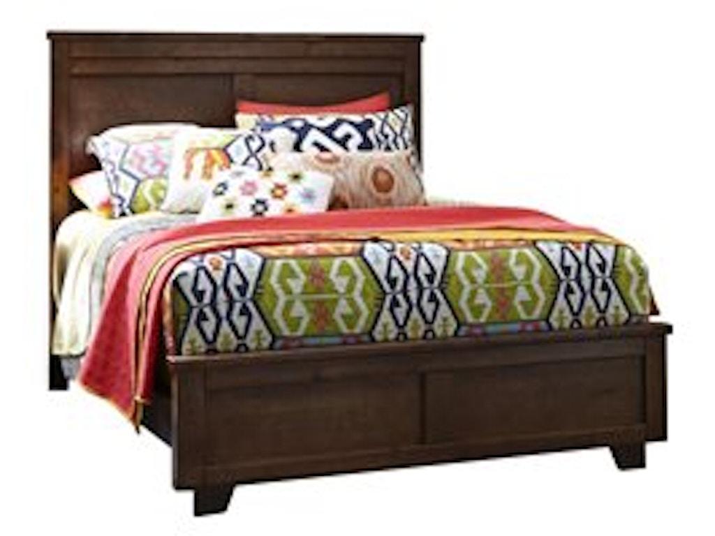 Diego Espresso Pc Bedroom Set - Progressive furniture bedroom sets