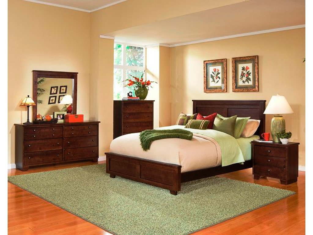 Progressive Furniture Bedroom Queen Rails 61662 77