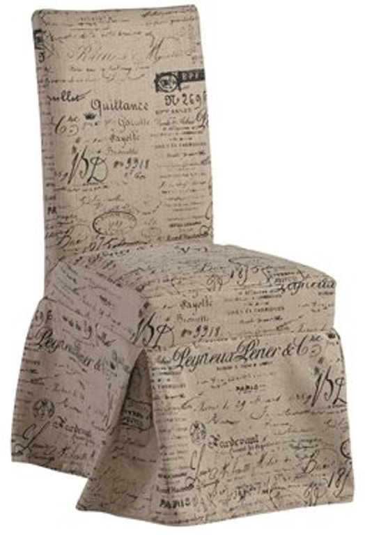 Slipcover Accent Chair