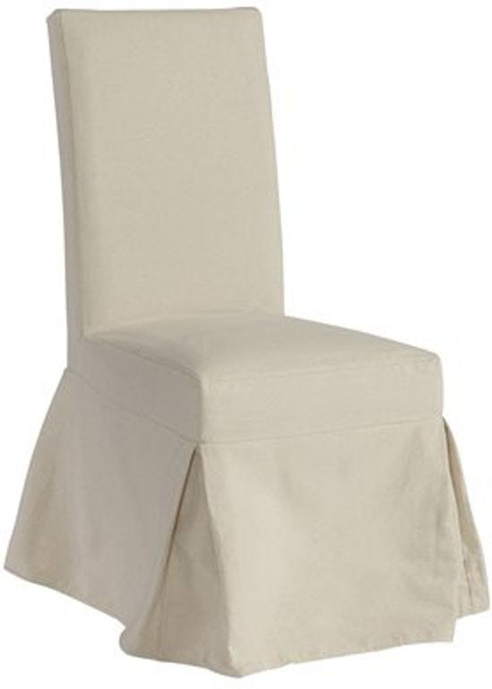Progressive Furniture Dining Room Slipcover Accent Chair ...