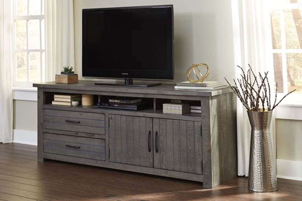 Progressive furniture home entertainment 74 inch console for Home theater furniture louisville ky