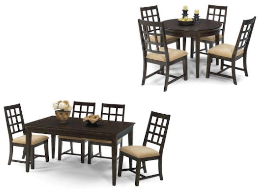 Progressive Furniture Dining Room Rectangular Dining Table Four States Furniture Texarkana