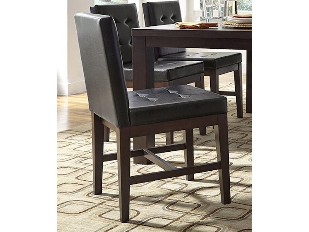 Progressive Furniture Dining Room Upholstered Dining Chair 2 Per Carton P109d 61 Abernathy 39 S