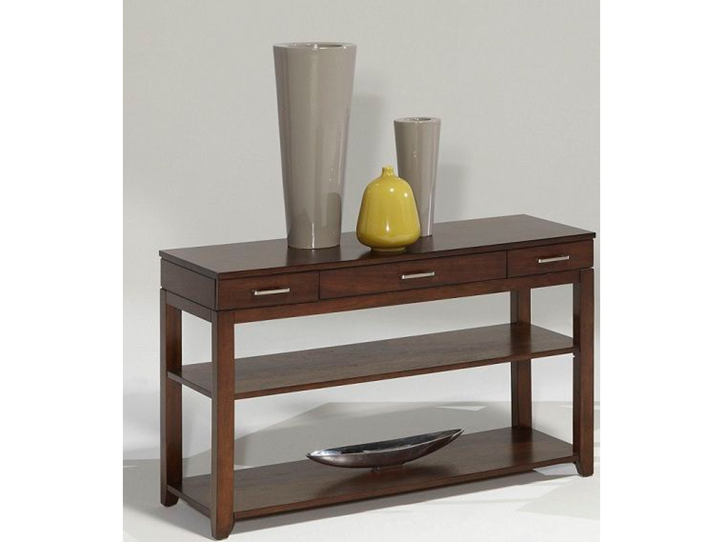 Progressive Furniture Living Room Sofa Console Table P531 05 Winner Furniture Louisville